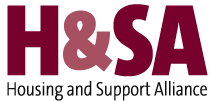 Housing and Support Alliance logo